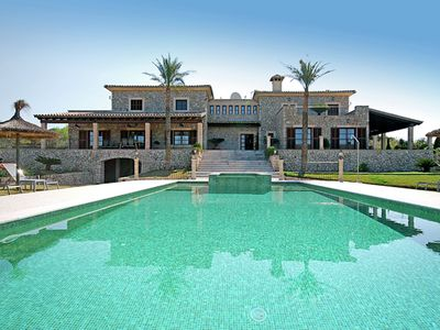 Photo for Luxurious country house located in a magnificent estate with fantastic views