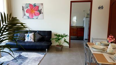 Photo for Ap Vista da Serra, 2 bedrooms, Wi-Fi
