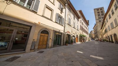Photo for Casa Il Posto. Apartment in the historic center of Arezzo (Tuscany)