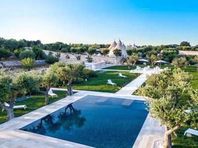 Photo for Trullo Incanto D'Itria| Puglia Paradise