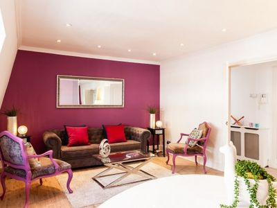 Photo for AMAZING 3bed2bath SPACIOUS FLAT 3 MINS WALK TO OXFORD ST