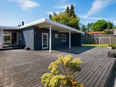Photo for Vacation home Lyngsbæk Strand in Ebeltoft - 10 persons, 4 bedrooms