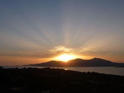 Photo for Porticcio ground villa f3 65 m² sea view Gulf of Ajaccio