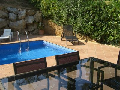 Photo for 2 Bedroom villa private swimming pool free wifi