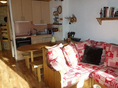 Photo for APARTMENT ALPE D'HUEZ CENTER QUARTER