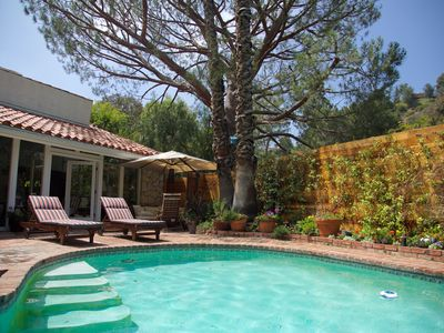 Photo for Gorgeous Craftsman With Pool In The Hollywood Hills