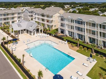 Country Club of the Crystal Coast, Pine Knoll Shores, NC, USA
