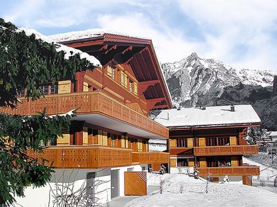 Photo for Apartment Eiger  in Grindelwald, Bernese Oberland - 6 persons, 3 bedrooms