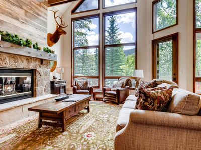 Photo for NEW! Ski-in/Ski-out Townhome with Mountain Views: Upslope at The Pines