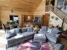 5BR Chalet Vacation Rental in Hayward, Wisconsin