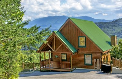 Photo for Sherwood Dream •Stunning Smokies Views •Gated Resort near Parkway •New Owner