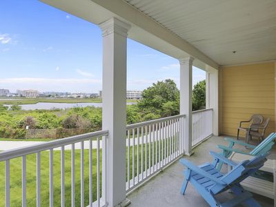 Photo for Private Balconies with Spectacular Water Views in a Premier Resort