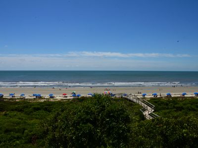 Photo for Direct Ocean Front, comletely renovated, 2BR-2BA w/Pool Access