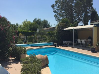 Photo for Vacation Home for Attractive Provençal House & Swimming Pool