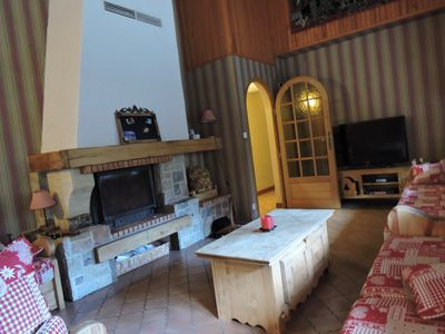 Photo for La Bresse, Large family chalet, 6 bedrooms, 15 persons Max