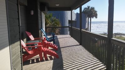 Photo for Take It Easy- With Views Of The Gulf From Every Room