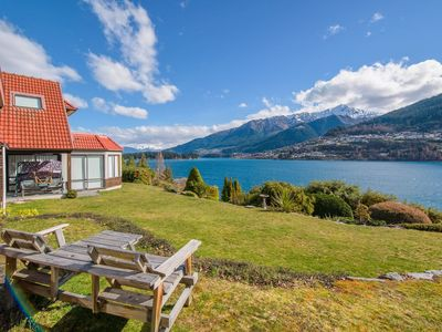 Photo for Lakefront Cottage - Queenstown Holiday Unit