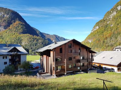 Photo for Sixt Fer à Cheval 3 room cozy apartment for 8 people