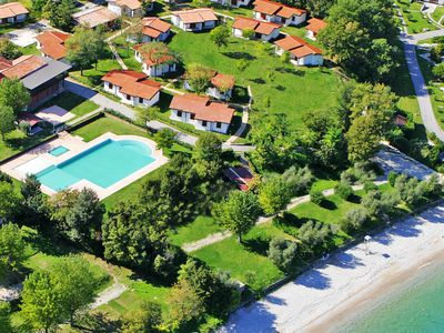 Photo for One bedroom Apartment, sleeps 4 in Manerba del Garda with WiFi