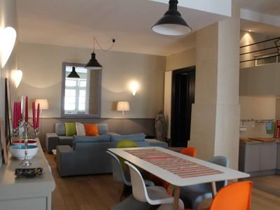 Photo for Comfortable loft 2 steps from the Chateau de Versailles