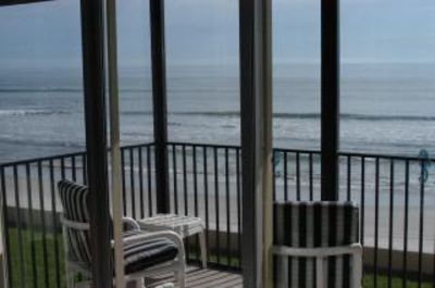 Photo for OCEANFRONT Condo! 2 King bed, 2 bath, full kitchen, Pool