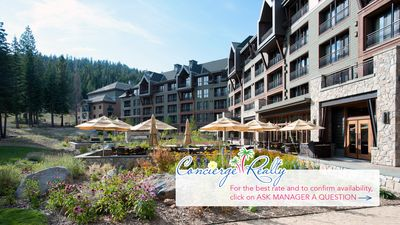 Photo for Refined and spacious three bedroom at Ritz Carlton Club, Lake Tahoe, Ski Resort!