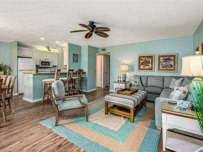 Photo for Unit G7: 2 BR / 2 BA partial gulf view in Sanibel, Sleeps 6