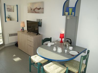 Photo for Apartment in Canet-en-Roussillon with Internet, Pool, Lift, Balcony (110799)