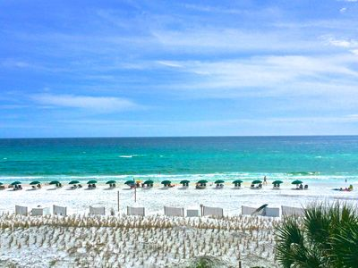 Photo for Spring Special, Waters Edge 1/bd - 2/ba, Direct Beachfront, Free Beach Service
