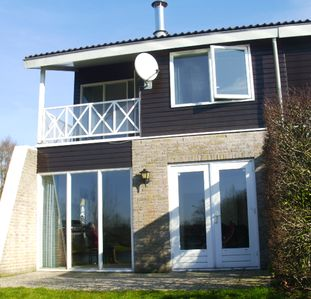 Photo for From private: House on the lake in the Parc Emslandermeer, top location, fully equipped