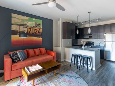 Photo for WanderJaunt | Lyra | 1BR | Tempe
