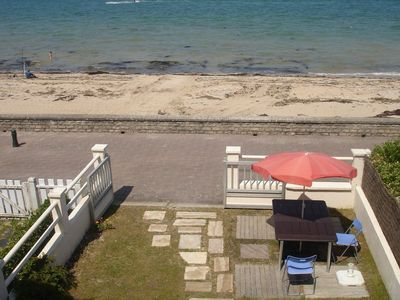Photo for late 19th house with views and direct access to the sea for 10 people