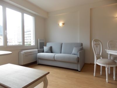 Photo for 1BR Apartment Vacation Rental in Biarritz, Aquitaine Limousin Poitou-Charentes