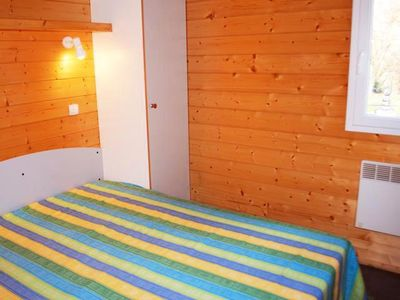 Photo for Camping de la Croze *** - Chalet Edelweiss 3 rooms for 5 people
