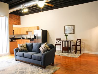 Photo for Welcome to the River City Loft!