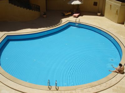 Photo for 208 Ideally located for all amenities. 100m2 2 bed/2 bath. 2 large pools.