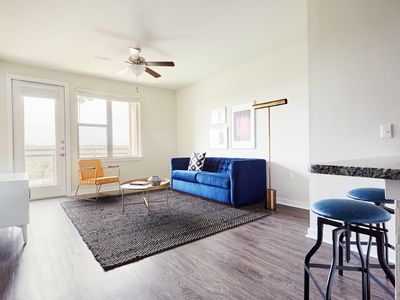 Photo for Sonder | West Congress | Playful 1BR + Balcony