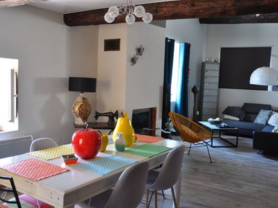 Photo for Superb apartment and rooftop terrace