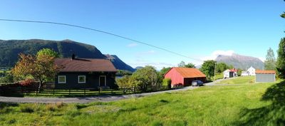 Photo for Most fantastic vacation home at scenic Eika, an island at Sunnmøre