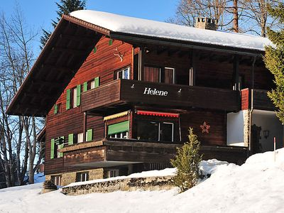 Photo for One bedroom Apartment, sleeps 2 in Wengen with WiFi