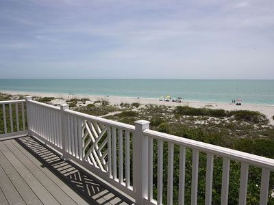 Photo for Experience Shell Seekers! A 12,000 Square Foot Captiva Estate Directly on The Gulf