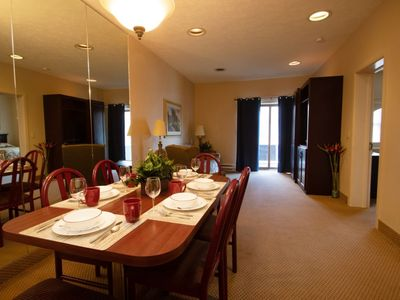 Photo for Carriage House Country Club Royal Suites