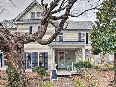 Photo for NEW! Historic Home, Walk to Restaurants + Shops!
