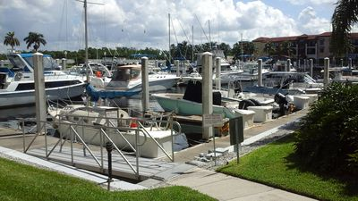 Photo for Back on the Market!! Newly Updated Condo Right on the River Pointe Marina!!