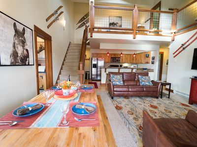 Photo for Newer Luxury Condo + Shuttle Rte + Walk to Dining & Grocery +Rent 4nts 5th FREE