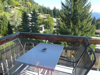Photo for Apartment 1.4 km from the center of Gruyères with Parking, Balcony, Washing machine (36181)
