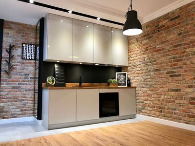 Photo for Stylish cosy 1 bedroom apartment in Warsaw Center