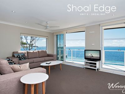 Photo for 2BR Apartment Vacation Rental in Shoal Bay, New South Wales