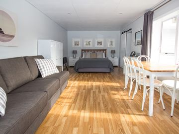 Comfortable studio guest house (Updated!)
