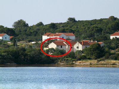 Photo for Studio appartment in Veli Rat (Dugi otok) capacity 2+0
